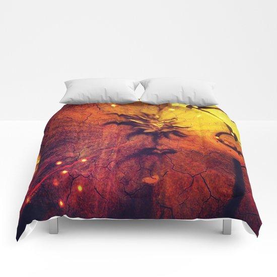 Time Warp Comforters