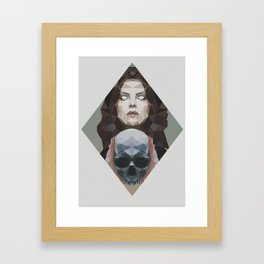 The Necromancer Framed Art Print