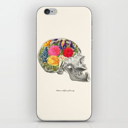 Politeness is the flower of humanity iPhone Skin