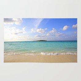 Maldives Beach Rug