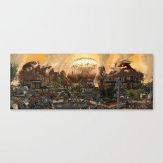Apocalypse Ilkley Canvas Print