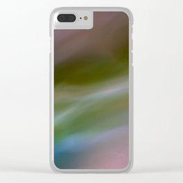 Flow V Clear iPhone Case