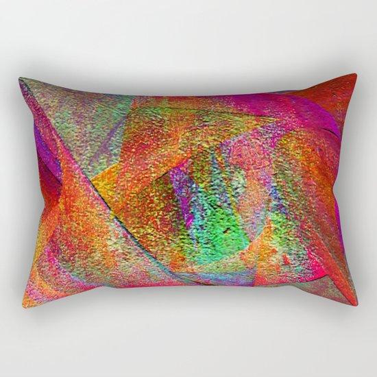 """"""" Kamet  """"  Rectangular Pillow"""