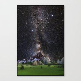 Croome Church Canvas Print