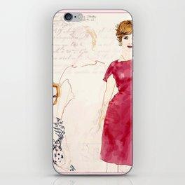 Joan Holloway iPhone Skin
