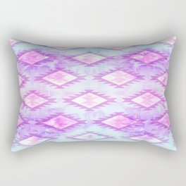 Watercolor Navaho Rectangular Pillow