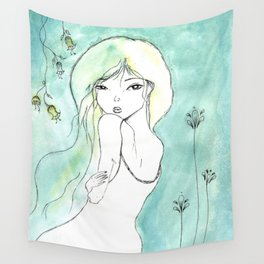 Dite moi! Wall Tapestry