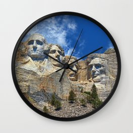 America's Favorite Rock Band Wall Clock