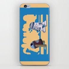 I fell in love in Tatooine iPhone & iPod Skin