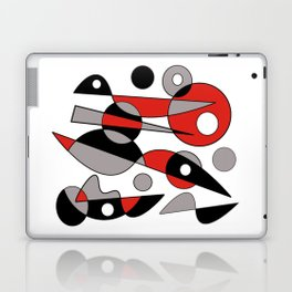 Abstract #790 Laptop & iPad Skin