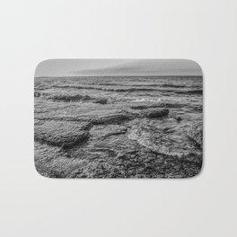 Georgian Bay (B&W) Bath Mat