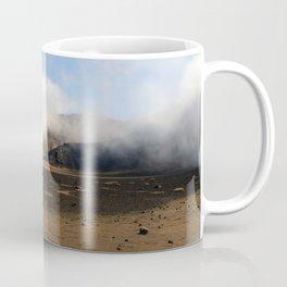 Tongariro Volcanic Landscape - New Zealand Coffee Mug