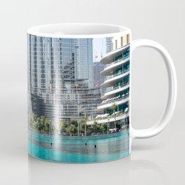Burj Khalifa in Dubai  Coffee Mug