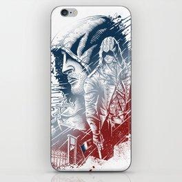 UNITED iPhone Skin