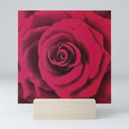 Big Red Rose Mini Art Print