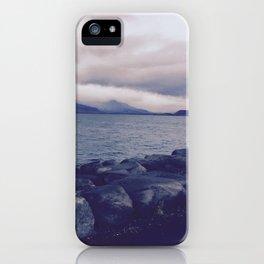 Bay of Reykjavík iPhone Case