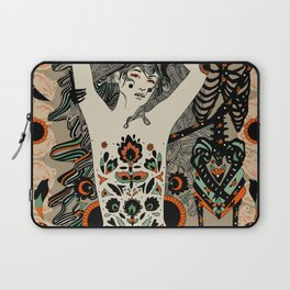 Child of the Earth Laptop Sleeve