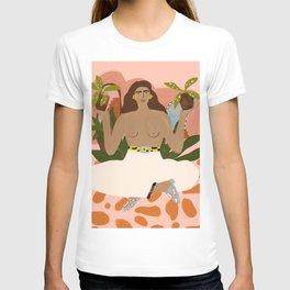 Crazy Plant Lady II T-shirt