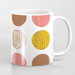 Conchas Coffee Mug