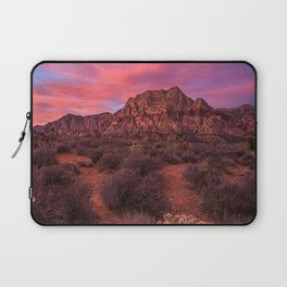 Sunrise at Red Rock Laptop Sleeve