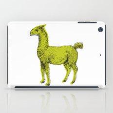 llama iPad Case