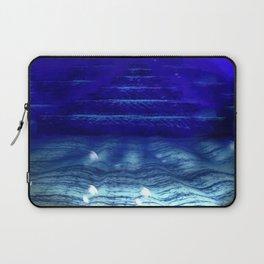 Underwater Pyramids Laptop Sleeve