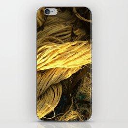 Jetsam Four iPhone Skin