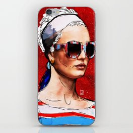 Sunglasses iPhone Skin