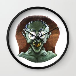 Despairagus Wall Clock