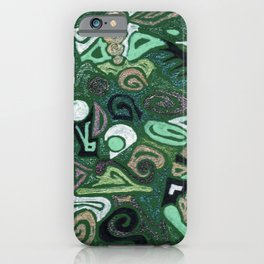 Leanna iPhone Case