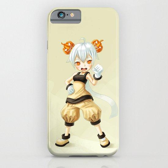 Pumpkin iPhone & iPod Case