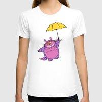 cheshire T-shirts featuring Cheshire Totoro by sirwatson