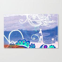 P12 Canvas Print