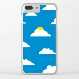 Springfield Clear iPhone Case