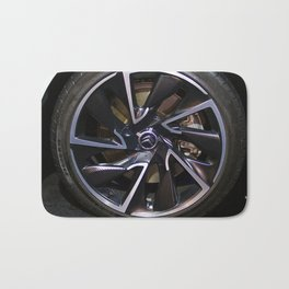Citroën DS5 Hybrid Wheel Bath Mat