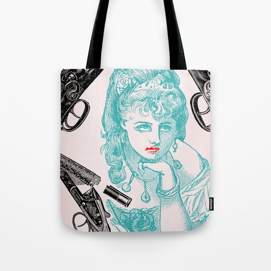 Dainty/Deadly Tote Bag
