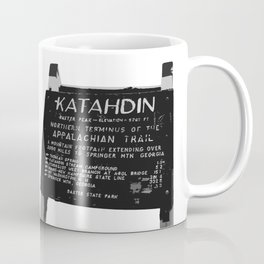 To Katahdin Coffee Mug