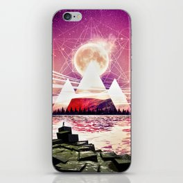 Awe iPhone Skin