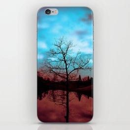 Good & Evil iPhone Skin