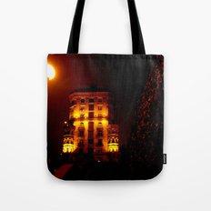 Night Crest 6 Tote Bag