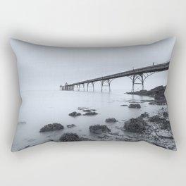 1046257 Clevedon Pier Rectangular Pillow