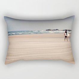 Brazilian Surfer  Rectangular Pillow