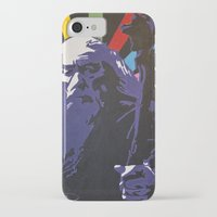 gandalf iPhone & iPod Cases featuring Technicolor Gandalf by Max Freund
