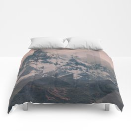 Perito Moreno COL Scattered Landscapes Comforters
