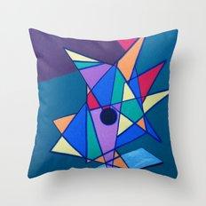 pattern art Throw Pillow