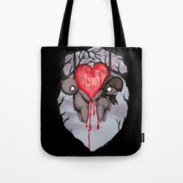 Til Death Tote Bag