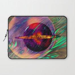 Galaxy 11:11- Sacred Geometry Art- Fractal Art Laptop Sleeve