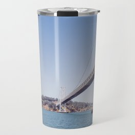 Bay Bridge Travel Mug