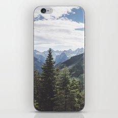 Tatra Mountains iPhone Skin
