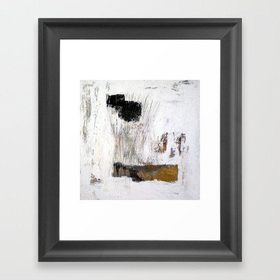 le grain Framed Art Print